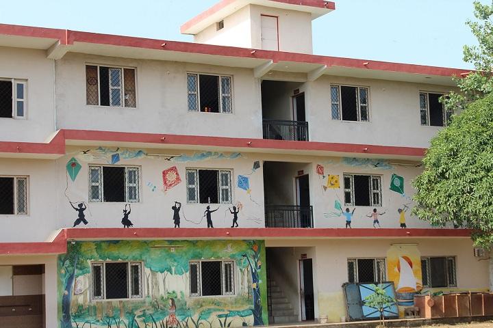 Ganesha Blessed Public School-Campus-View