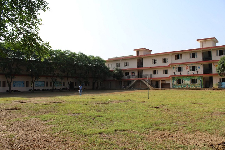 Ganesha Blessed Public School-Sports playground