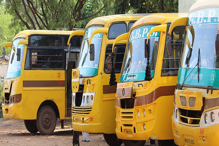 Ganesha Blessed Public School-Transport