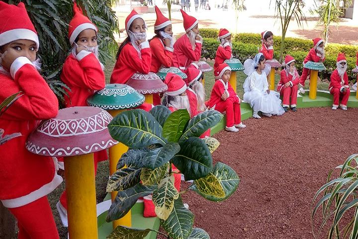Ganesha Blessed Public School-Celebration