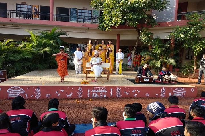 Ganesha Blessed Public School-Function