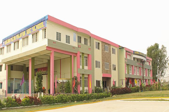 Garima Vidya Vihar Higher Secondary School-Campus View