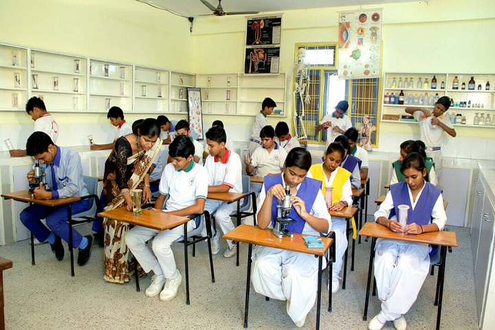 Garima Vidya Vihar Senior Secondary School-Biology-Lab