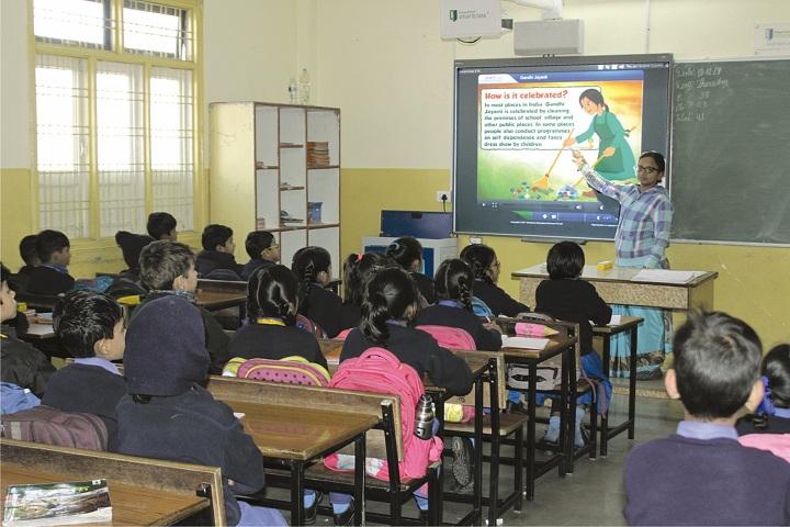 Garima Vidya Vihar Senior Secondary School-Class