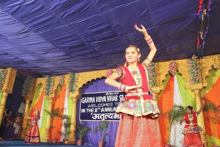 Garima Vidya Vihar Senior Secondary School-Dance