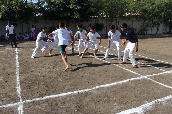 Garima Vidya Vihar Senior Secondary School-Indoor Games
