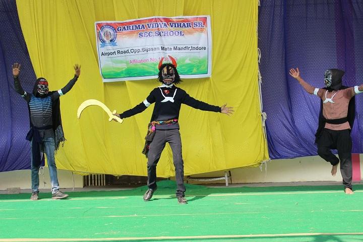 Garima Vidya Vihar Senior Secondary School-Skit