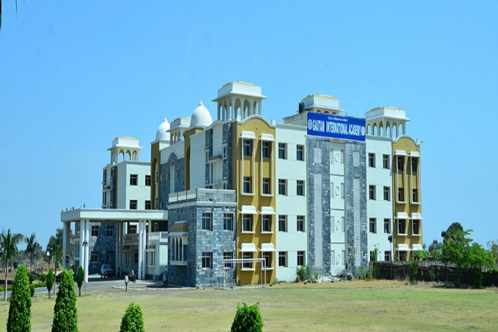 Gautam International Academy-Campus-View