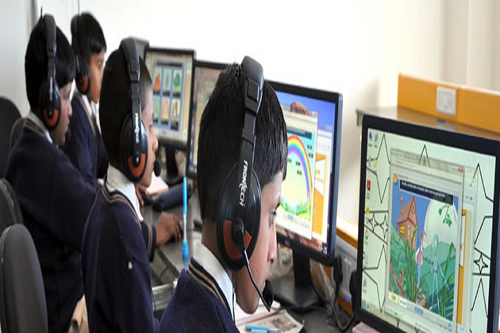 Gautam International Academy-Computer Lab