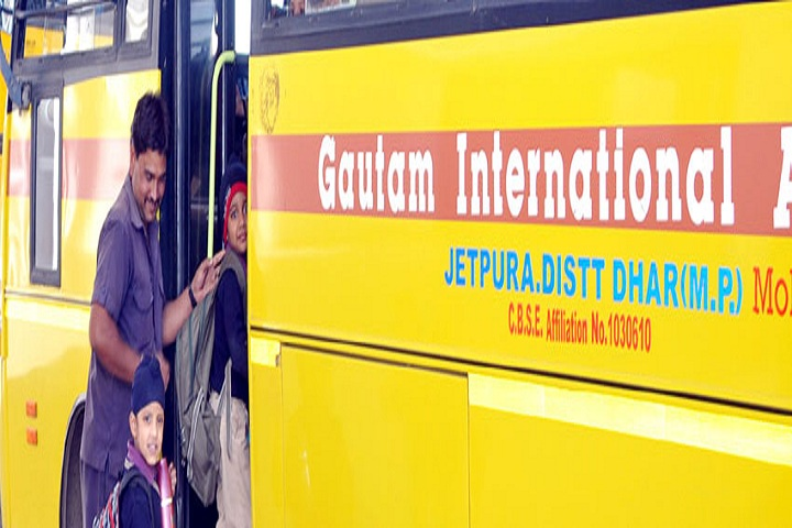 Gautam International Academy-Transport