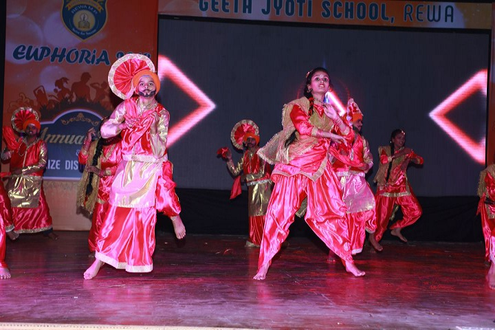 Geeta Jyoti School-Events