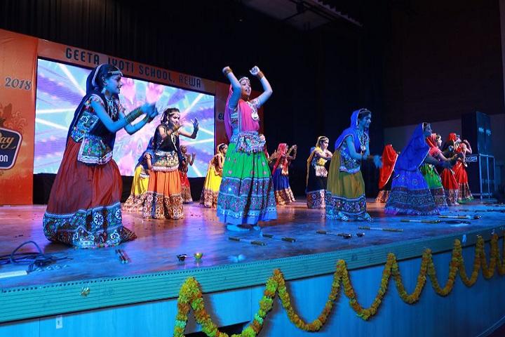 Geeta Jyoti School-Farewell