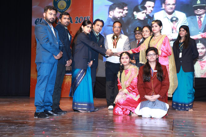 Geeta Jyoti School-Awards