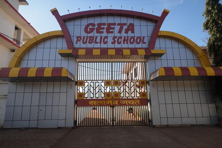 Geeta Public School-Campus-View