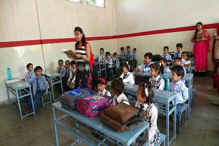 Geeta Public School-Classroom