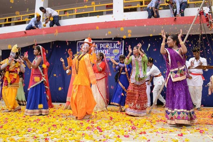 Geeta Public School-Festivals