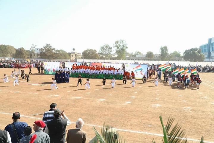 Geeta Public School-Activity