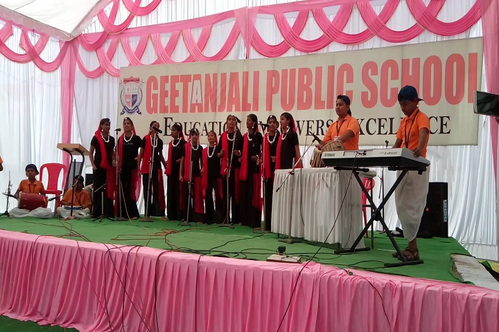 Geetaanjali Public School-Music Room