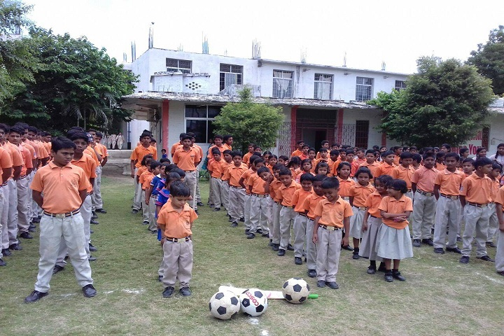 Geetaanjali Public School-Sports