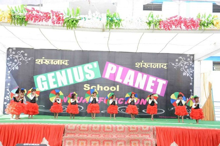 Genius Planet School-Annual Day