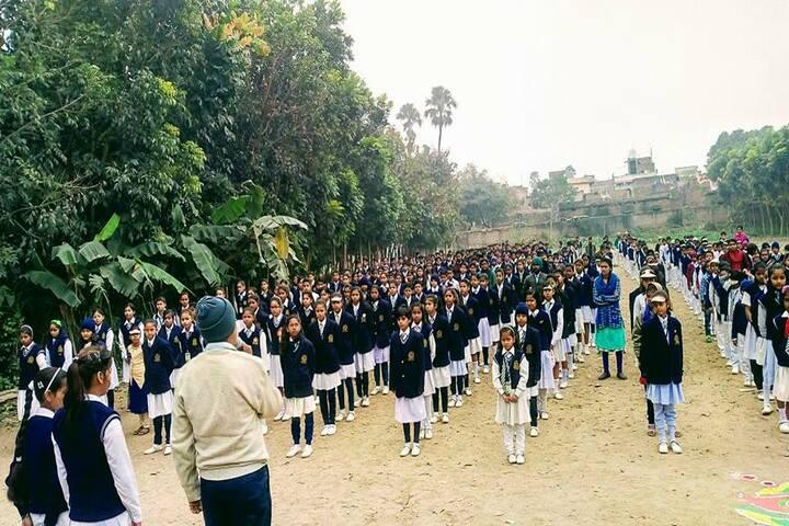 Adarsh Gyanodaya Vidyalaya-Assembly