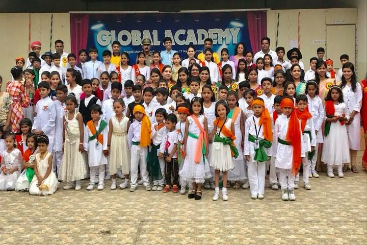 Global Academy-Independence Day