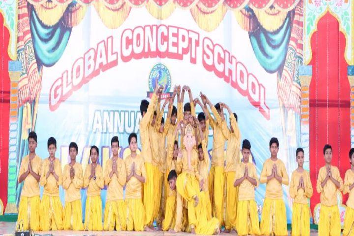 Global Concept School-Event