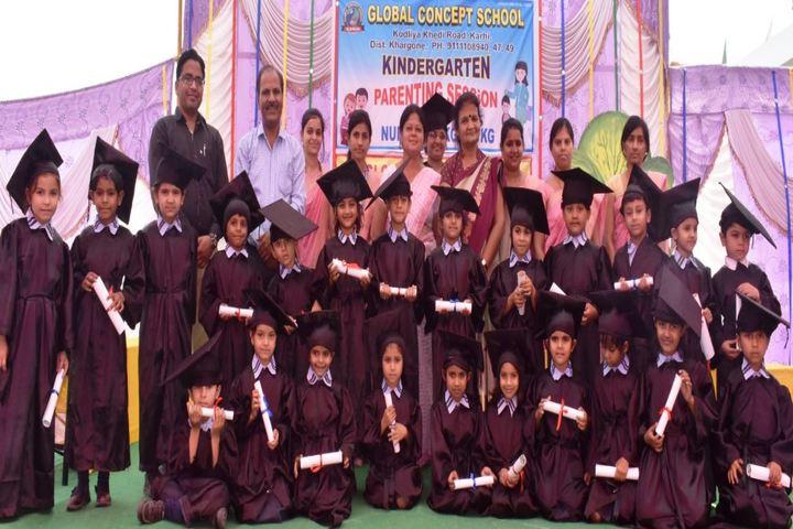 Global Concept School-Graduation Day