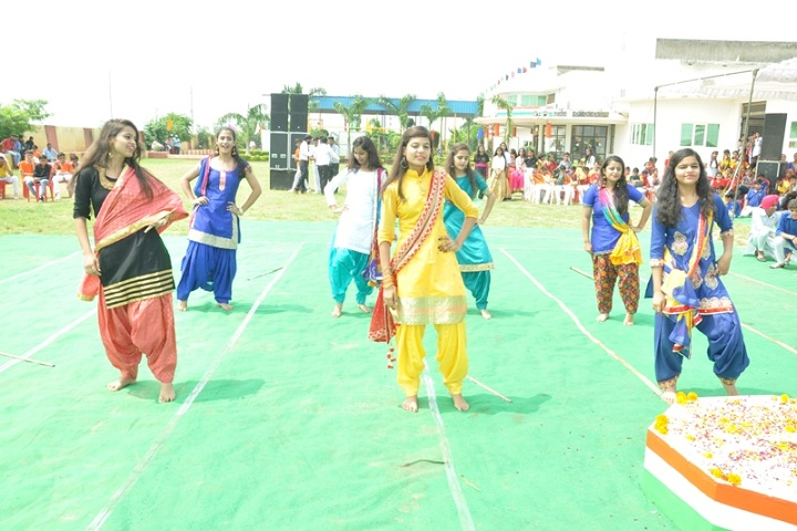 Global International Public School-Dance