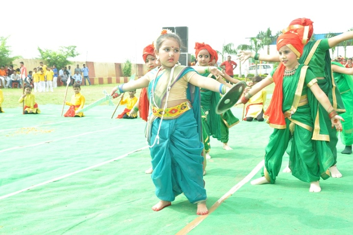 Global International Public School-Annual Day