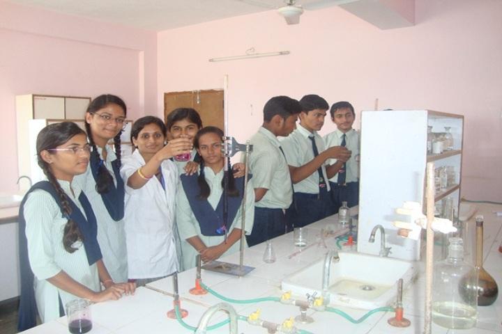 Gokuldass Public School-Chemistry Lab