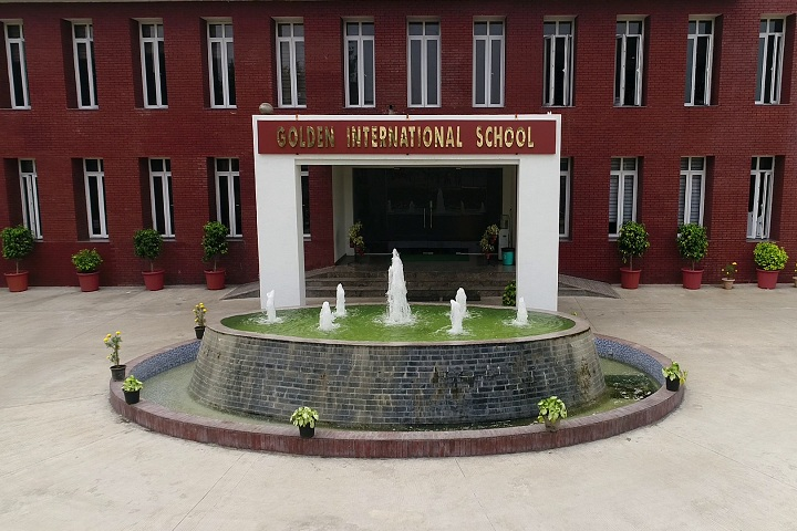 Golden International School-Campus View