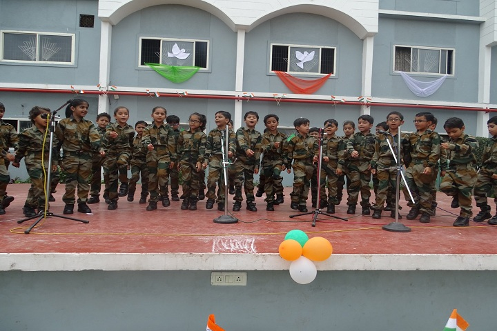 Golden International School-Republic Day