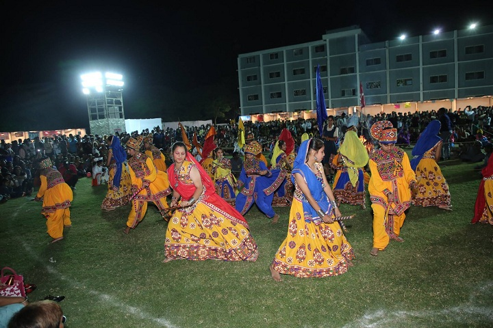 Golden International School-Cultural Events