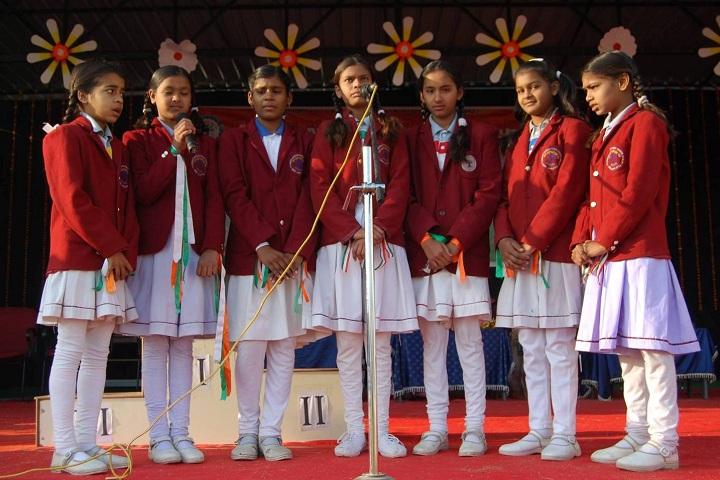 Gomti Nandan Public School-Assembly