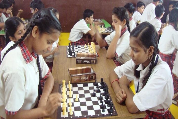 Gomti Nandan Public School-Indoor games