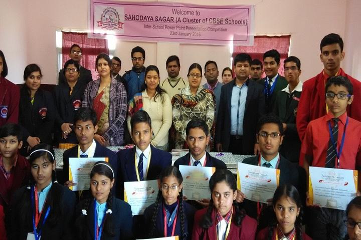 Gomti Nandan Public School-PPT Winners