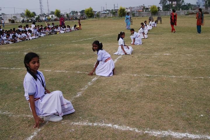 Gomti Nandan Public School-Sports