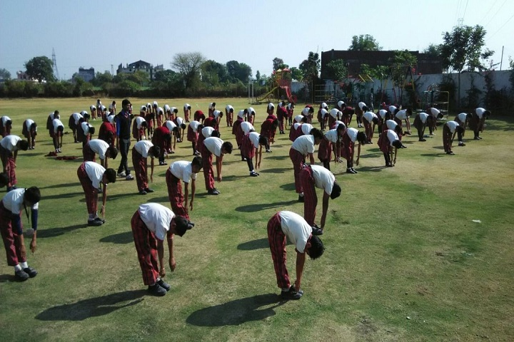 Gomti Nandan Public School-Yoga