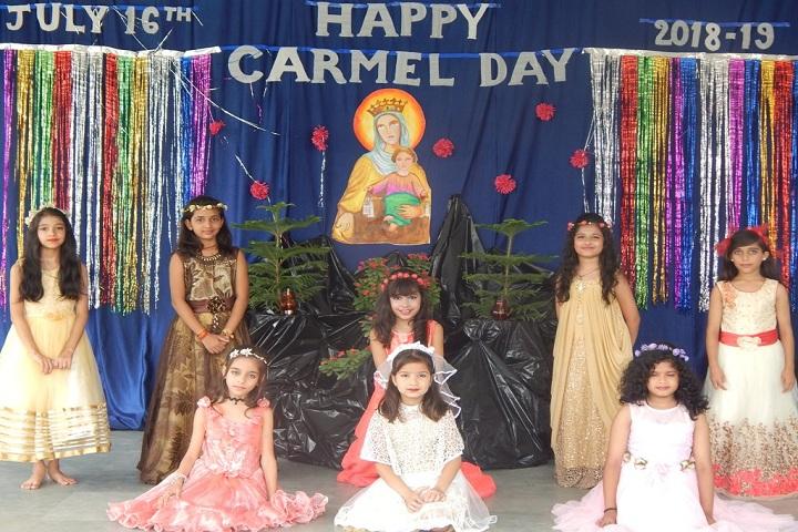 Good Shephered School-carmal day