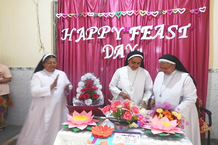 Good Shephered School-feast day