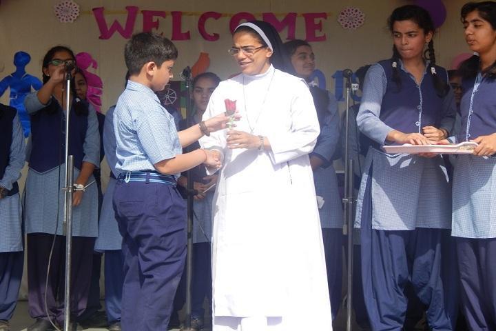 Good Shephered School-prize distribution
