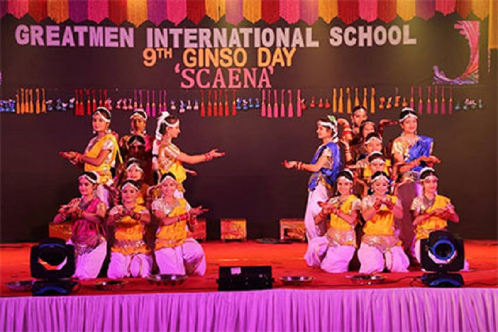 Greatmen International School-Group Dances
