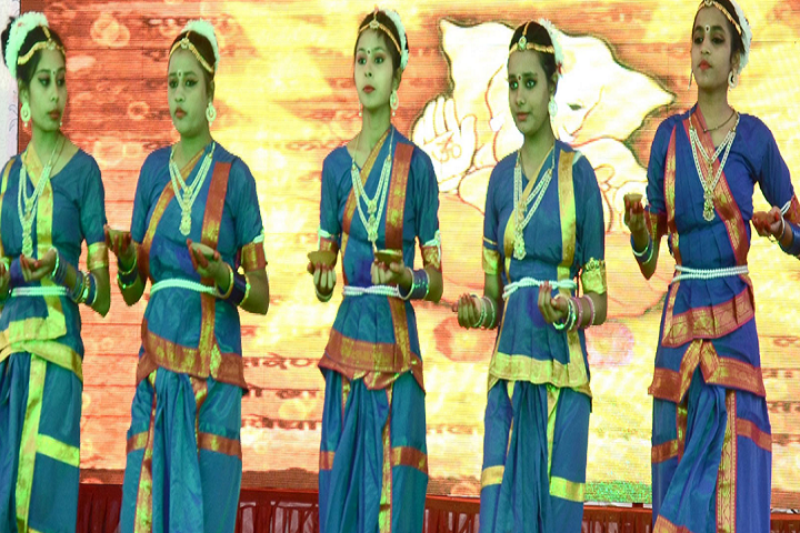 Green Bells Public School English Medium-Classical Dances