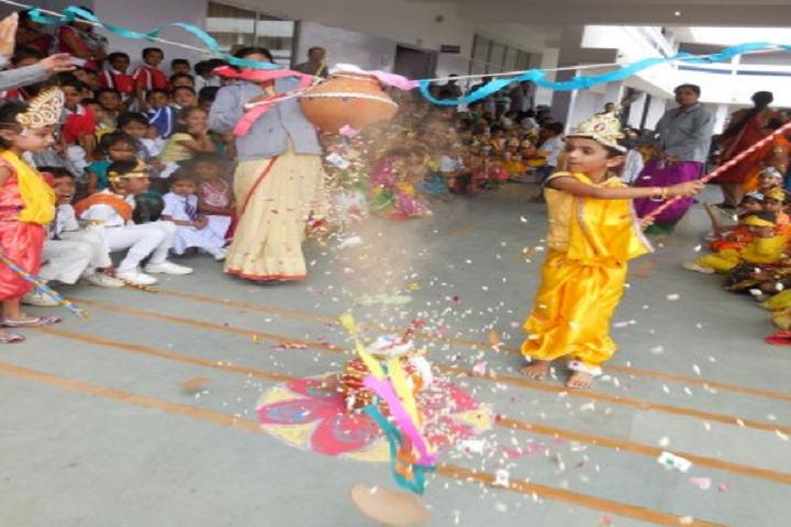 Green Valley Public School-Janmastami Celebrations