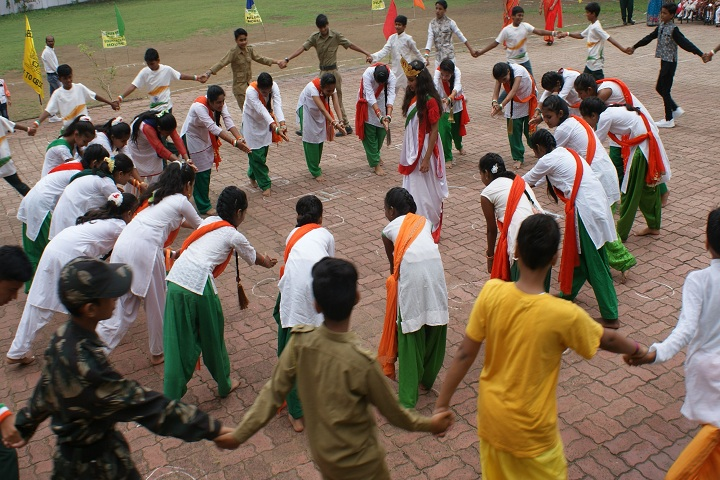 Green Valley School-Indep0endence day celebrations