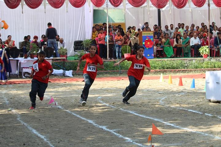 Green Valley School-sports day