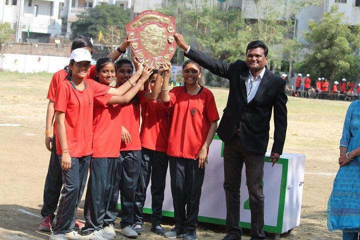 Green Valley School-sports winner