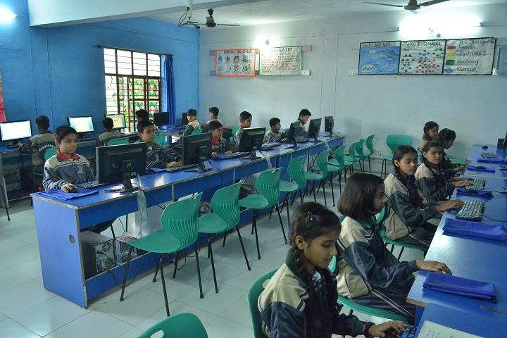 Green Wood Public High School-Language lab