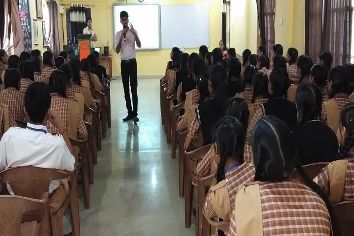 Green Wood Public High School-Seminar